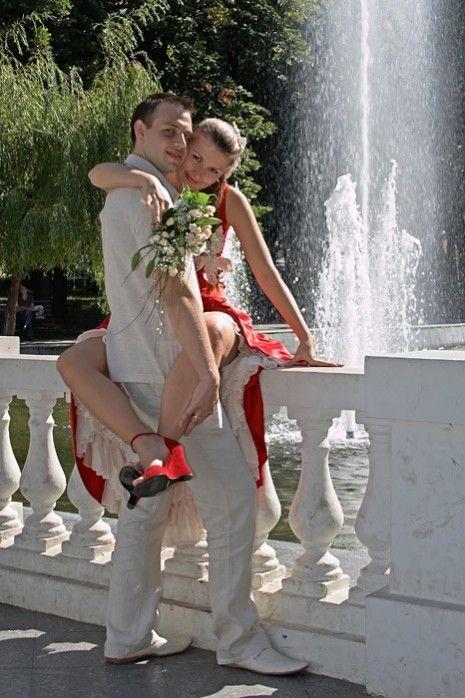 Фото со свадеб ню